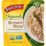 Tasty Bite, Organic Brown Rice, 8.8 Ounce