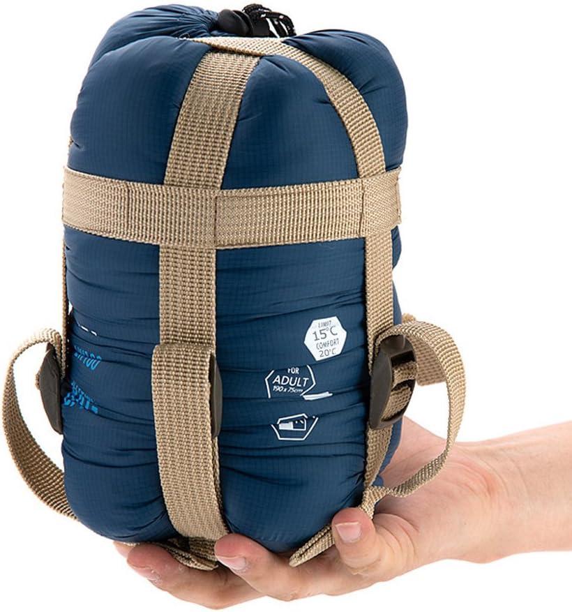 Lixada 700g Sac de Couchage Couverture pour Camping randonn/é Ultra-l/éger Compact et Portable en Forme denvelope