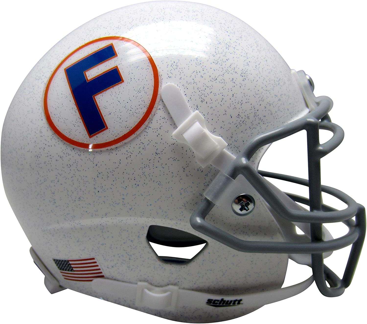 College Mini Helmets Florida Gators Schutt Throwback Mini Football Helmet