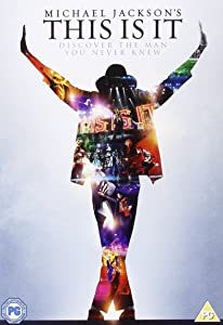 Michael Jackson's This Is It [1 Disc] [DVD] [2010]