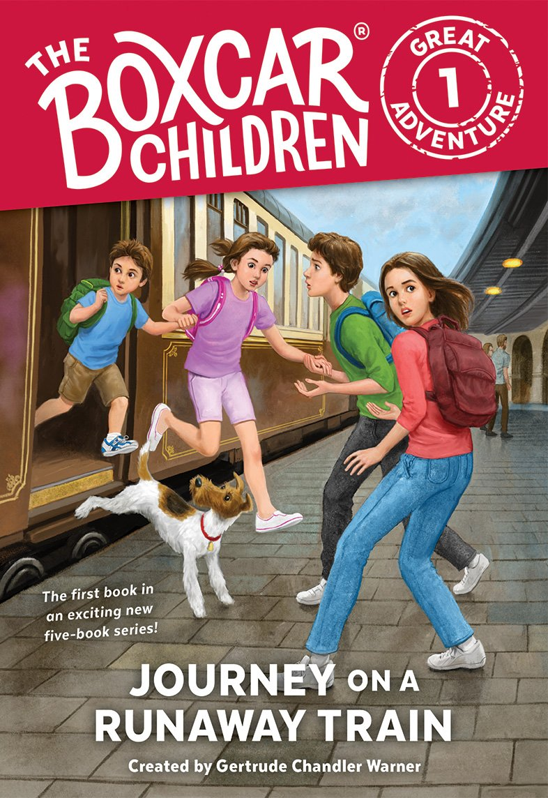 Journey Runaway Boxcar Children Adventure