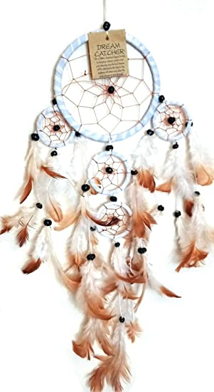 Amazonde DREAM CATCHER BEAUTIFUL ITEM DREAMCATCHER WHITE By Magnificent What Are Dream Catchers