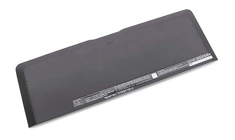 vhbw Litio polímero batería 5600mAh (11.1V) Negro para Ordenador portátil Laptop Notebook DELL