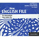 New English File Pre-intermediate: Class Audio CDs (3): Class Audio CDs Pre-intermediate lev