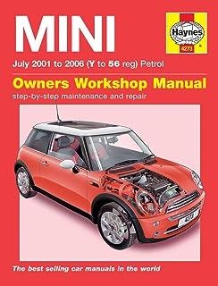 2006 mini cooper owners manual uk