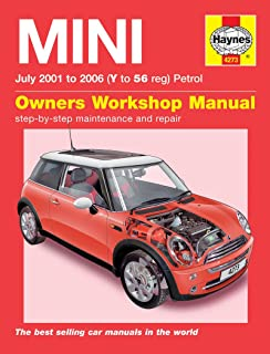 mini cooper service manual 2002 2003 2004 2005 2006 mini cooper rh amazon co uk mini cooper r56 service manual pdf 2006 mini cooper s service manual pdf