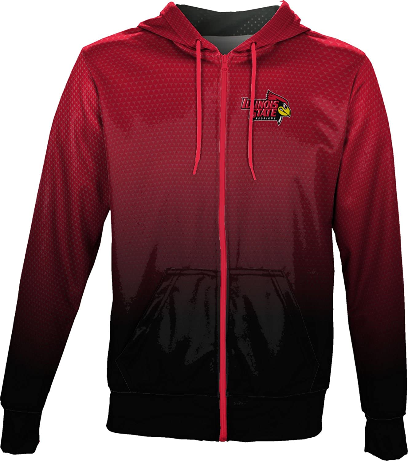Zoom ProSphere Illinois State University Boys Full Zip Hoodie