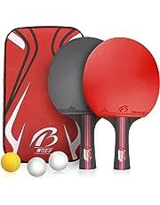 7fcfe2bbf Weeygo Raquetas de Tenis de Mesa