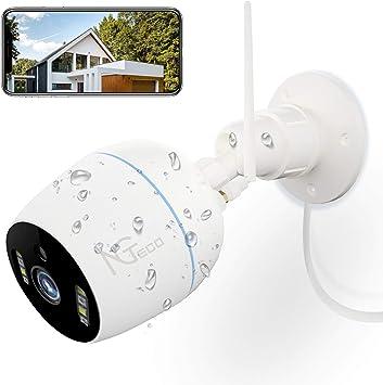 Wireless HD 1080P WIFI Waterproof Camera Outdoor Security Bullet IR Night Vision