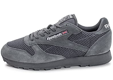 29a733736 Reebok Classic CL Leather Knit: Amazon.co.uk: Shoes & Bags