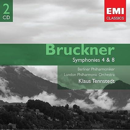 Symphonies Nos 4 & 8 (Bril)