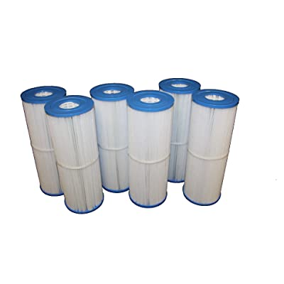 6 Guardian Pool Spa Filter Replaces Unicel C-4326 Spa Filter FC-2375 PLEATCO PRB25, 25 sq ft : Swimming Pool Cartridge Filter Inserts : Garden & Outdoor