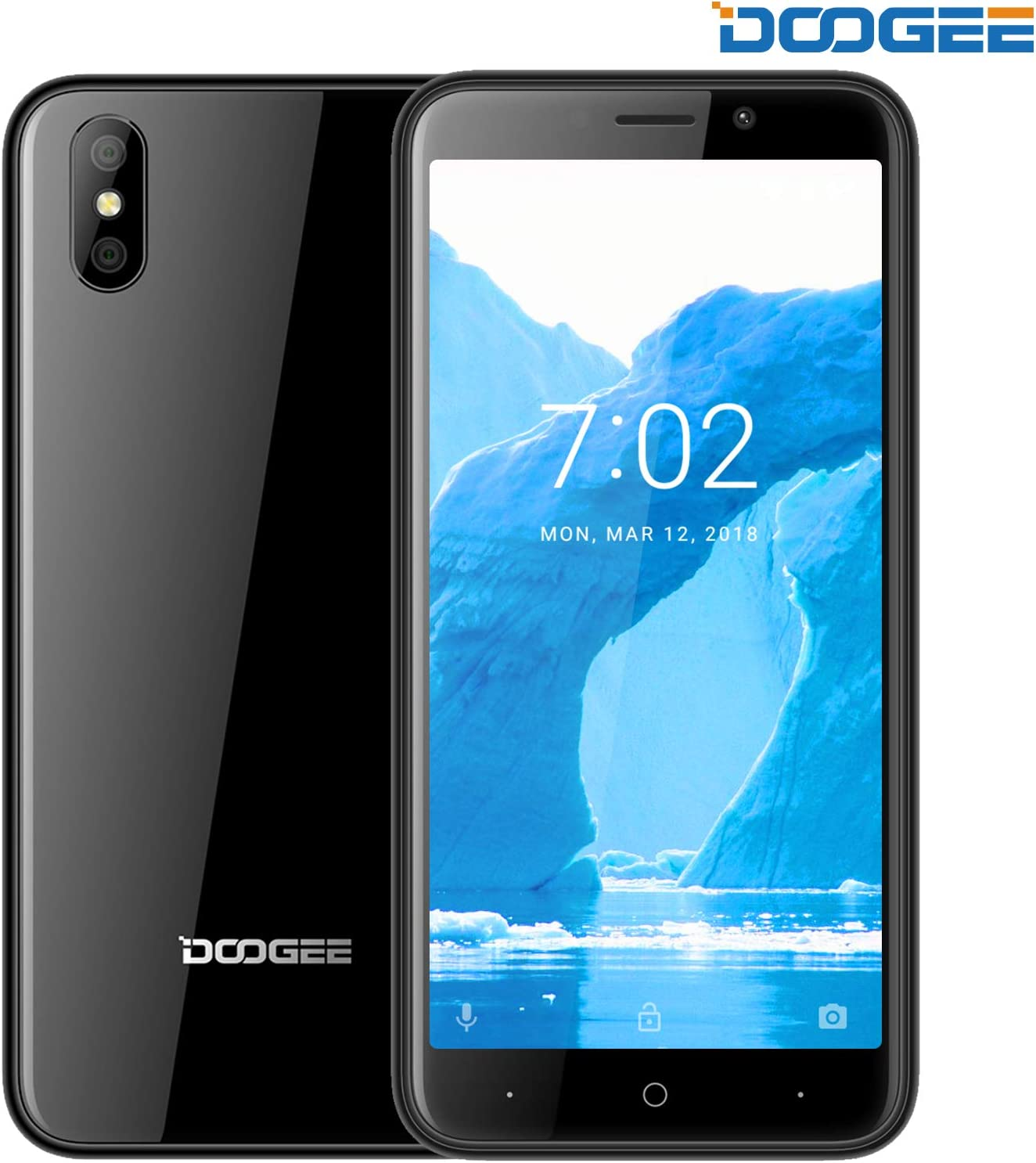 Moviles Libres, DOOGEE X50L 4G Android 8.1 Smartphone Libre, Dual ...