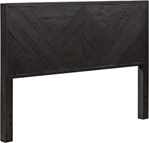Amazon Brand - Stone & Beam Modern Farmhouse Solid Wood Headboard, Queen, 64