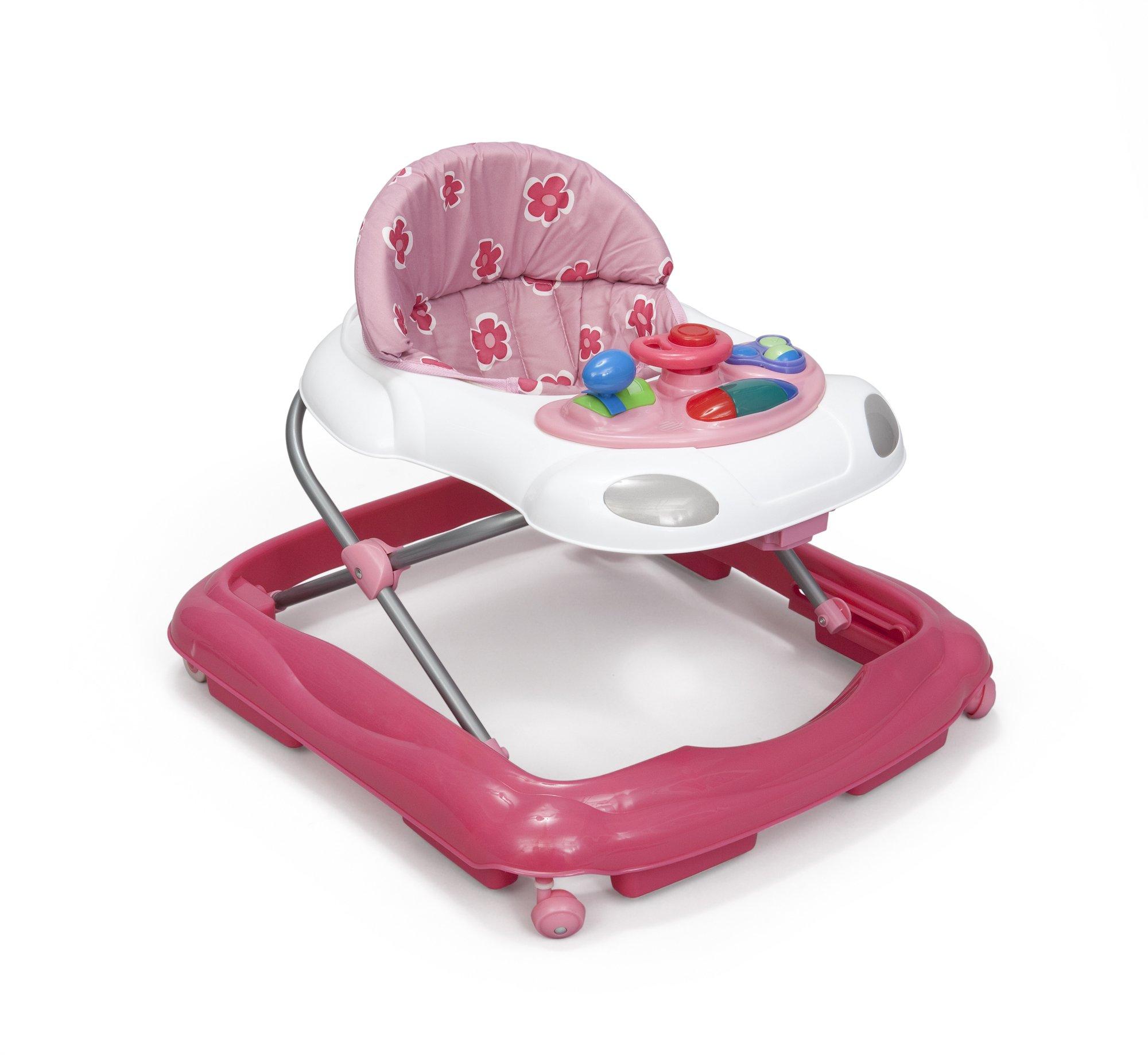 Delta Children Lil' Fun Walker, Pink