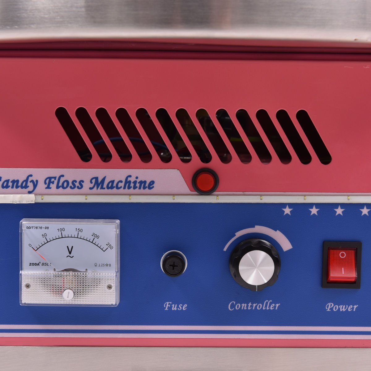 Giantex Electric Cotton Candy Machine Floss Maker Commercial Carnival Party Pink by Giantex (Image #7)