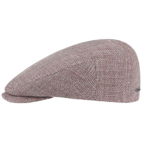 a1ddf5ebc Stetson Ellington Flat Cap Men | Made in The EU Wool Ivy hat Linen ...