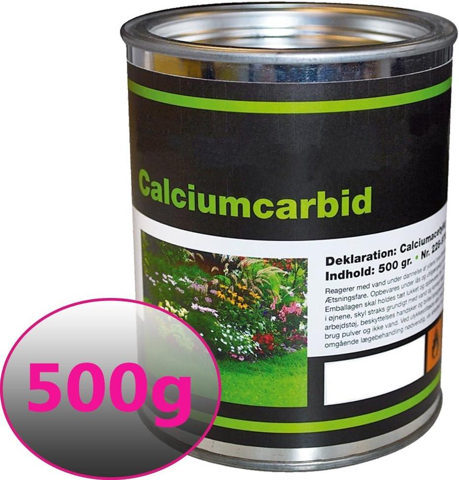 Carburo de Calcio en piezas largas de 500 gramos de proheim - Carburo de alta duración y efecto a largo plazo