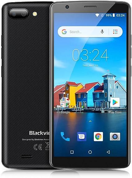 Blackview A20 【 1GB/8GB 】 3 G Smartphone sin Contrato, 5.45 480 ...