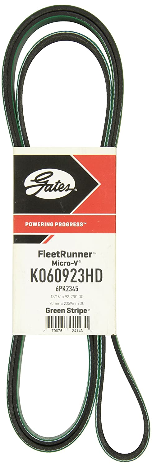 Gates FleetRunner K060923HD Micro-V Belt
