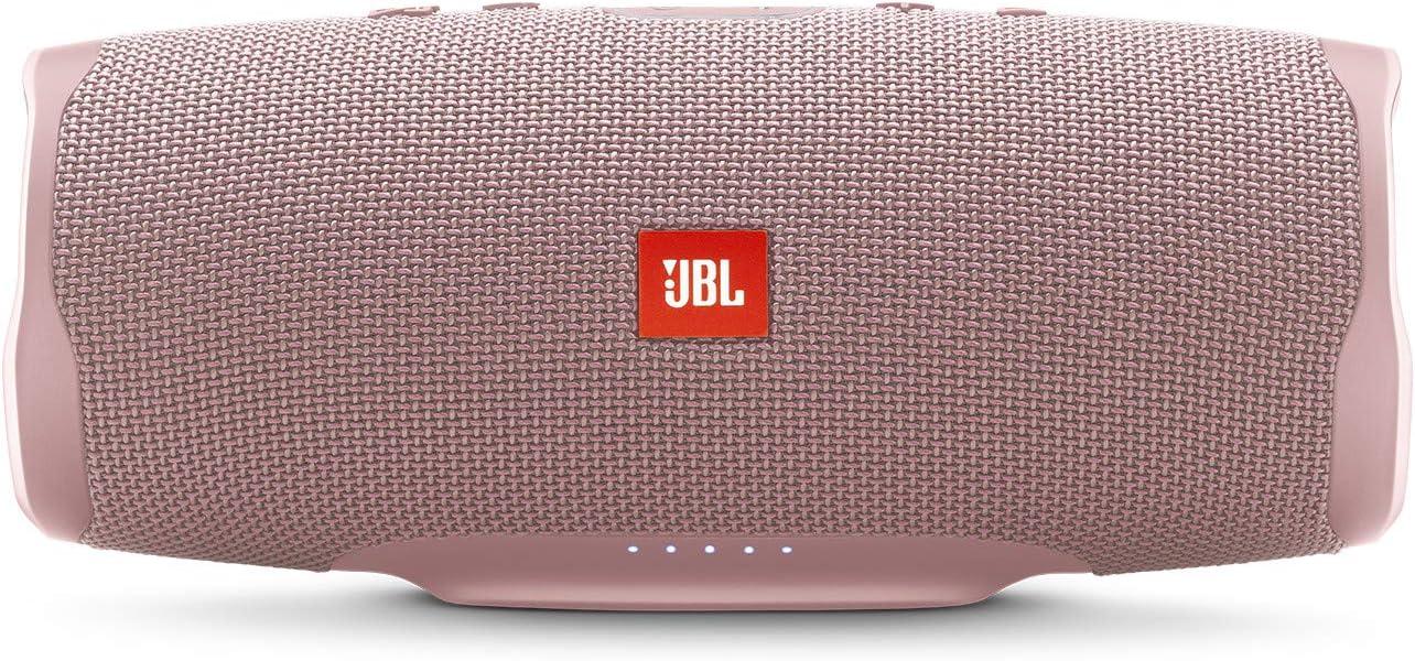 JBL Charge 4 - Waterproof Portable Bluetooth Speaker - Pink