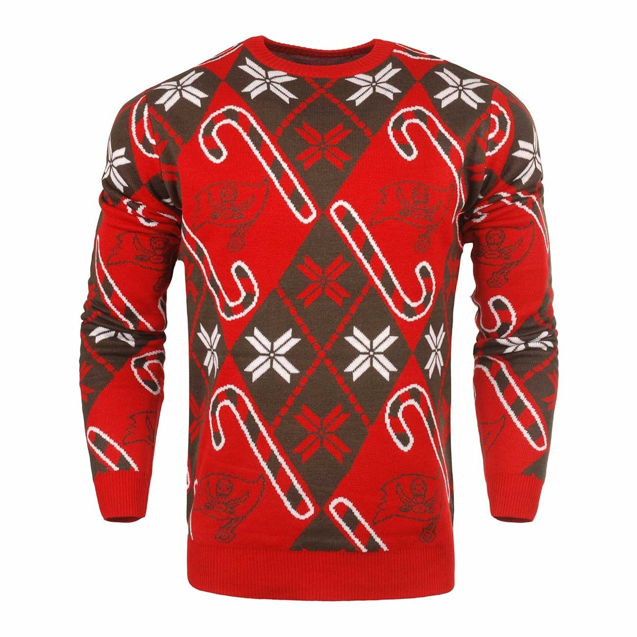 brand new 2f449 184d3 Forever Cellectibles Tampa Bay Buccaneers CANDY CANE ...
