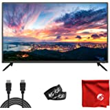 Sansui 40-Inch 1080p FHD DLED Smart TV (S40P28FN) Slim Ultra-Light Bezel Built-in with HDMI, USB, High Resolution, Dolby…