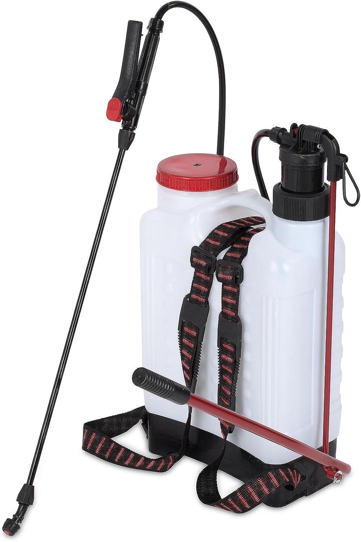 KREATOR KRTGR6812 - Pulverizador de mochila de 12l