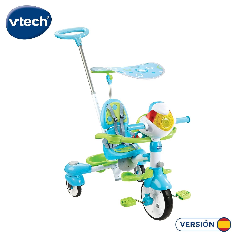 VTech- Triciclo Inteligente Evolutivo 4 en 1 tek-Trike, Color ...