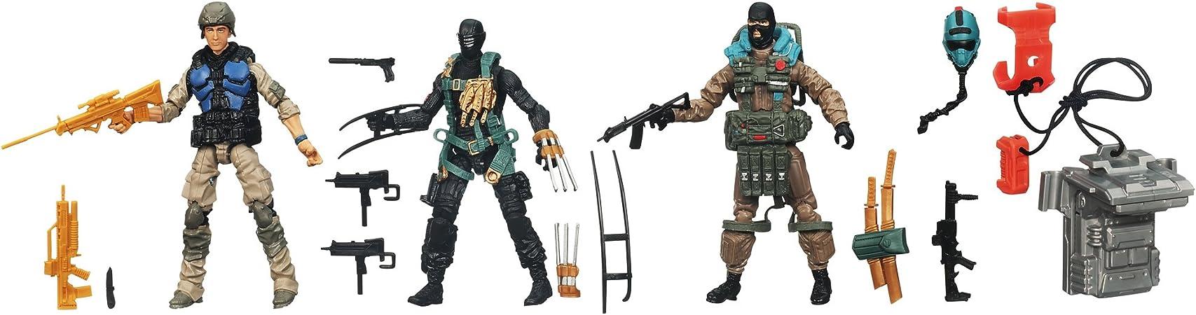 GI Joe Retaliation Tactical Ninja Team Set