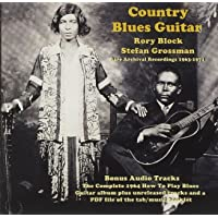 Country Blues Guitar: Rare Archival Recordings 1963-1971