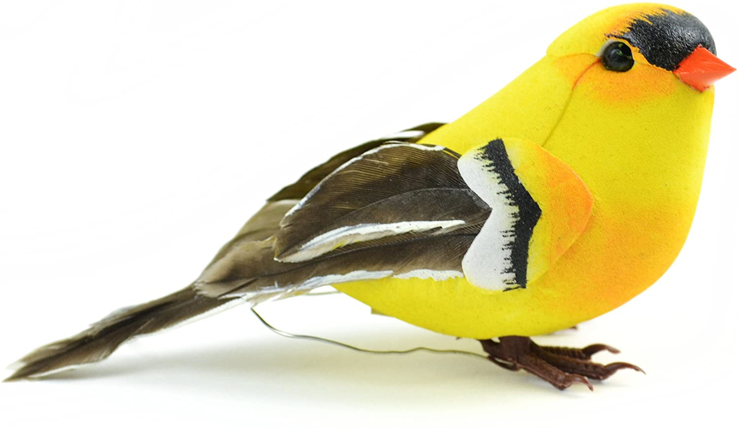 Touch of Nature 20553 American Goldfinch Bird, 4-Inch