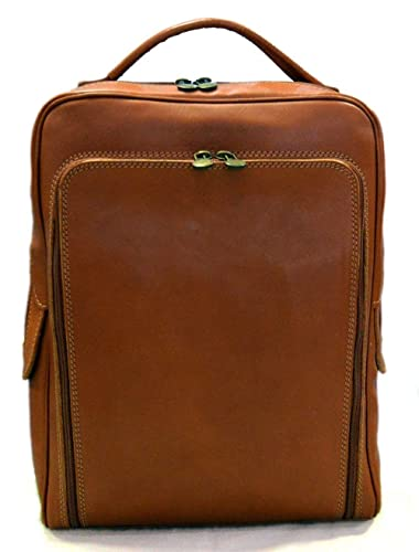 2d2f70682 Mochila de cuero bolso de hombre piel bolso de mujer piel bolso de viaje  bolso de