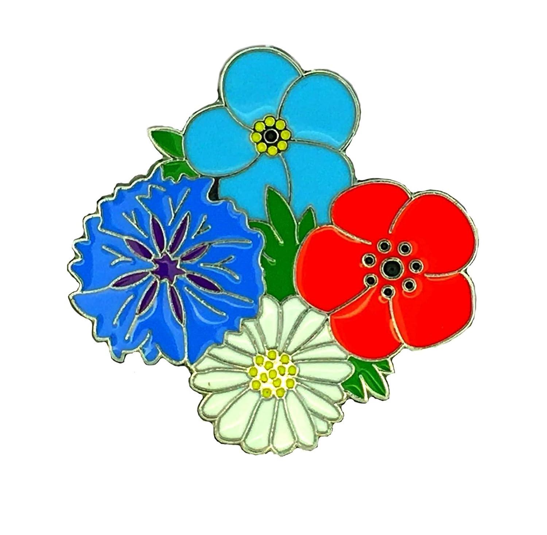 お歳暮 私たちは B07GGYY5NG、英国の国宝のブローチを忘れないようにします。休戦1918を記念して B07GGYY5NG, 小動物専門店ヘヴン:4fdf1813 --- arianechie.dominiotemporario.com