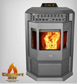 Amazon.com: Pelpro Pellet Stove - 50,000 BTU, EPA-Certified, Model ...