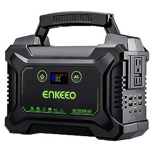 enkeeo S220 222Wh AC出力200W ポータブル電源
