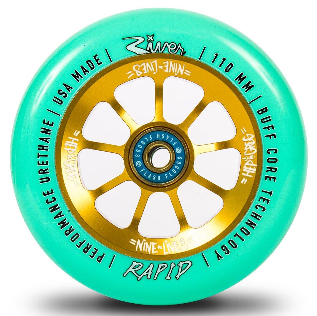 River Rapid Wheels - Hep Greg Signature