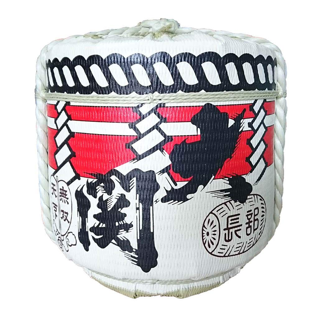Replica Sake Barrel Buyuu(36L Size) Japanese Traditional Crafts.