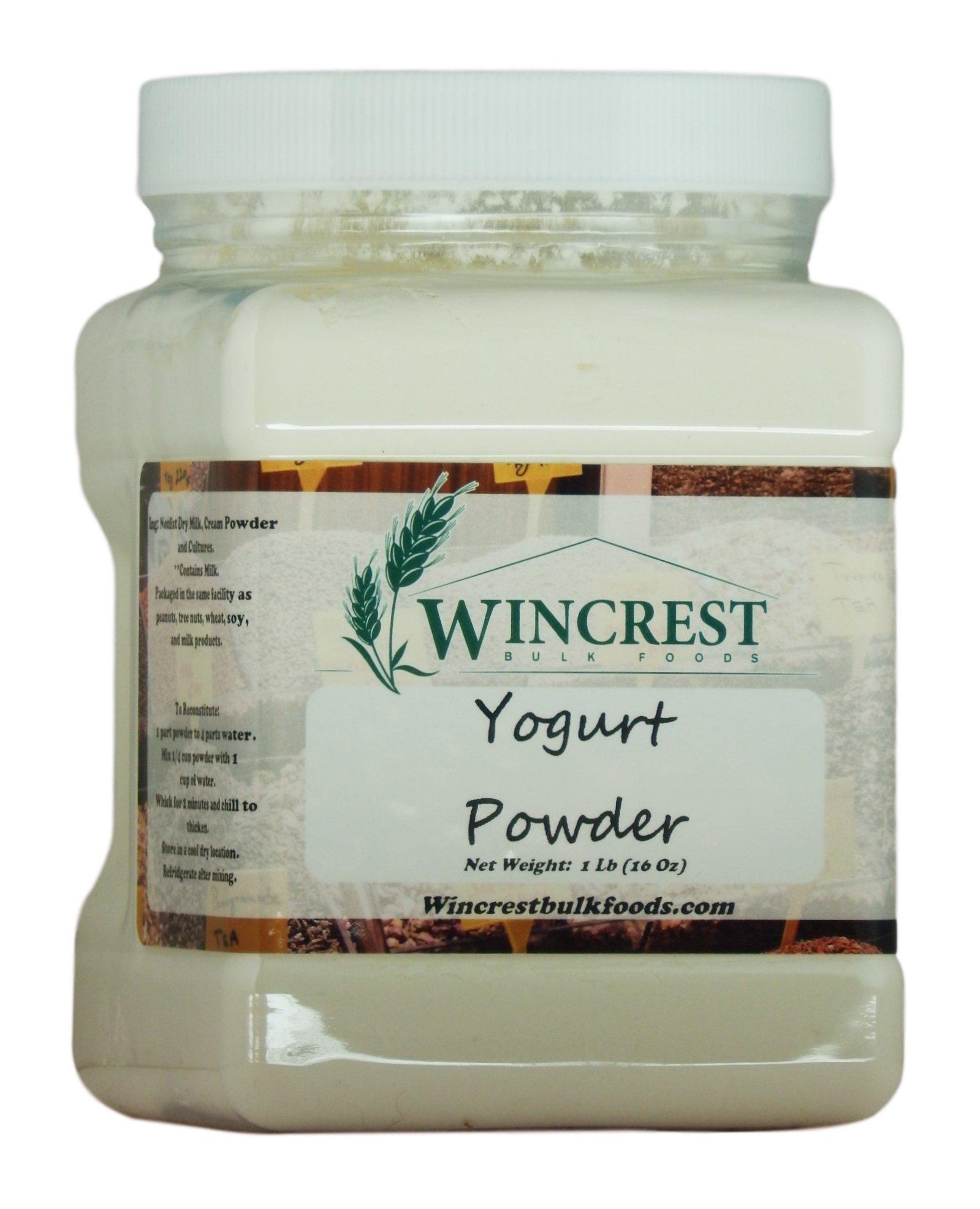 Yogurt Powder - 1 Lb Tub