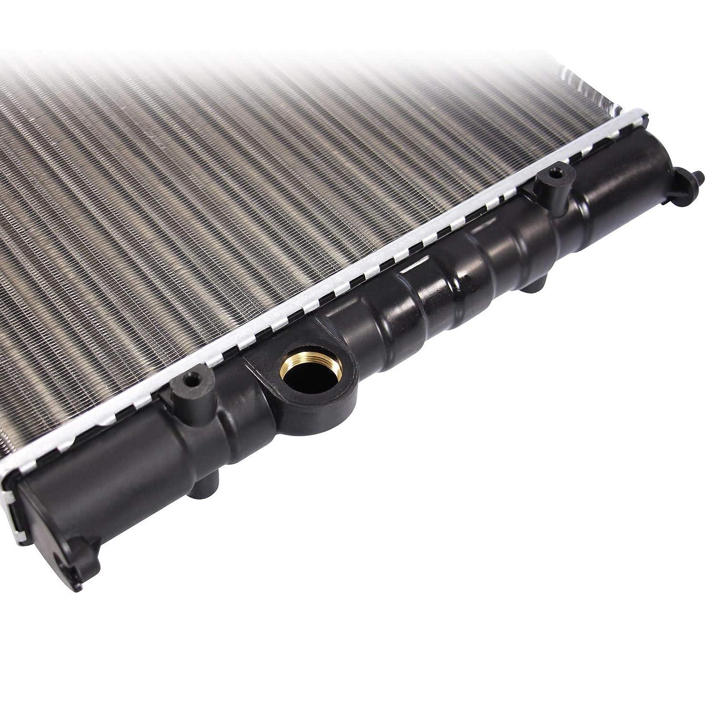 Wasserk/ühler Motork/ühler K/ühler Autok/ühler f/ür Schaltgetriebe ohne Klimaanlage