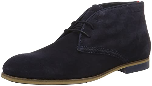 Tommy Hilfiger Casual Dressy Suede Boot, Botines para Hombre ...