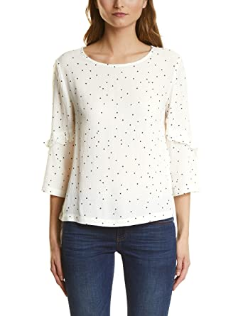 340839, Blouse Femme Multicolore (Off White 20108) 44Street One