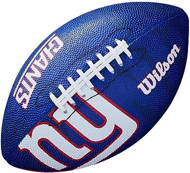 Wilson WTF1534XBNG Pelota de fútbol Americano NFL JR Team ...