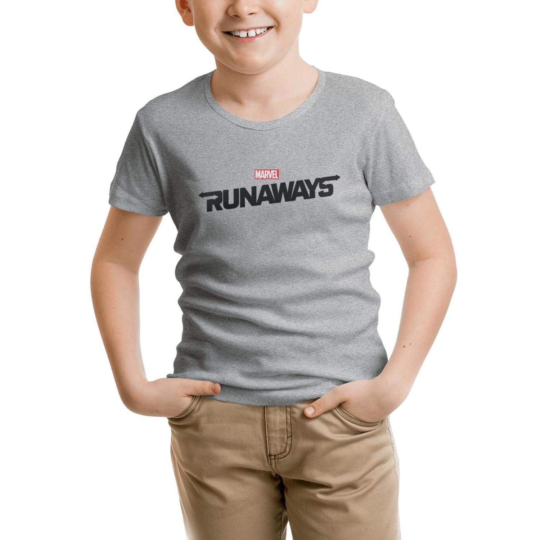 LUJXN Boys Crew Neck Tshirt Aesthetic Short Sleeve Pullover Tee Personalized