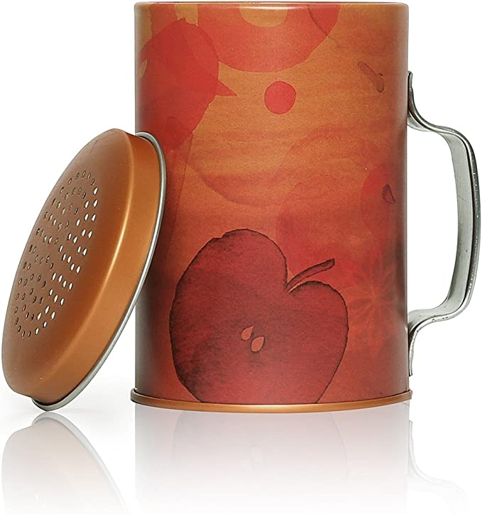 Simmered Cider Candle, Tin Shaker