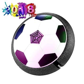 Air Hover Ball Juguete Balón de Fútbol Flotante Jugar Fútbol Tamaño 4 Niños  Niñas Deportes Niños 182d218b618be