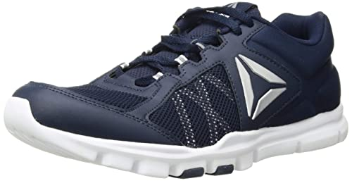 0e920d5e924 Reebok Men s Yourflex Train 9.0 XWIDE Cross-Trainer Shoe  Amazon.co ...