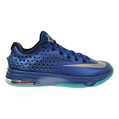 the best attitude 8d60d 5dbcd ... new zealand nike kd vii elite mens shoes gym blue metallic silver light  retro obsidian 888a4