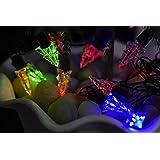 Lexton DL-04 5m Tree Shape Crystal LED Light (Multicolour)