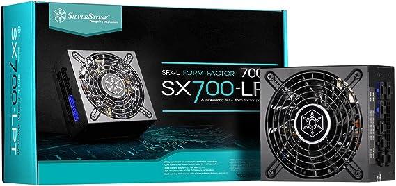 SilverStone SST-SX700-LPT - Strider SFX-L Series, Fuente de ...